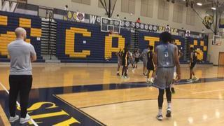 Nike Bounce Basketball defeats Belmont Shore (CA), 78-58
