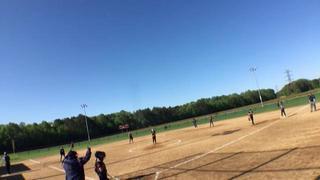 Galaxy 12U vs OH Elite-Simpson/McGowan