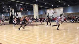 Team Impact steps up for 54-40 win over Carolina All Stars Lady Vipers