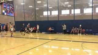 Cache Valley Elite gets the victory over Team PUSH NW (Black), 59-54