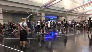 Ohio Rebels gets the victory over York Ballers - HGSL, 51-50