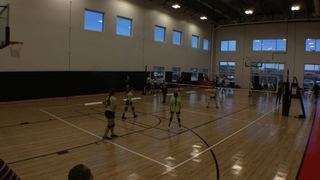 It's a wash between Elevate Athletics 12 Jada and Club V South 12 Brittany