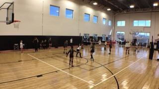 Club V South 12 Brittany gets the victory over Club GSL 12 Lani, 1-1