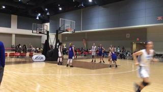 Carolina Waves Foster 34 Greensboro Lady Gaters Orange 2023 21