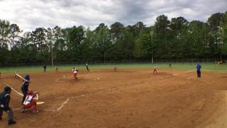 Bay River Rumble 10U vs Rebellion-Russell