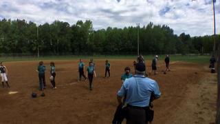 OH Elite 10U vs RVA Warriors-Keefer