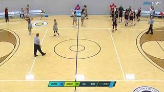 Nike LGR (Maroon) vs Team Ohio-Strickle