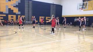 Minnesota Stars 10th Zabel getting it done in win over MN Thunder 10th, 54-24