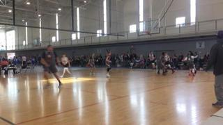 MN Comets wins 34-33 over Grassroots Sizzle - Smurf