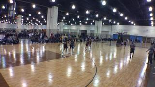 Lady Challengers (Green) wins 52-39 over ChicagoFlow16u