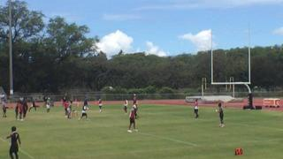 Beast 808 triumphant over Youth Challenge Academy, 35-7