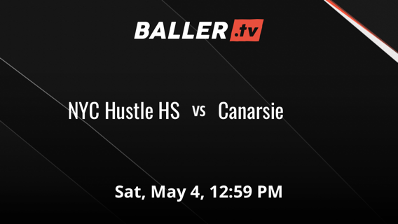 NYC Hustle HS vs Canarsie