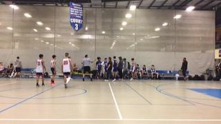 Mass Elite - Brewer getting it done in win over Middlesex Magic - Van Rossum, 52-44