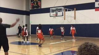 Gamepoint Inland Empire victorious over BTI Prospects 2022, 65-45