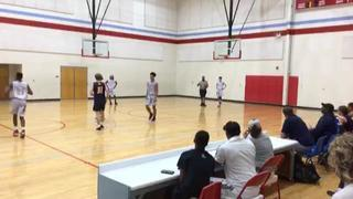 Team West Tenn 16u (TN) emerges victorious in matchup against Dreamchasers (IN), 72-63