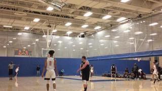 Big 3 Basketball Black vs  Team Rose at Battle at the Lakes   BallerTV