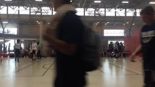 Ray Allen Select 14U - Nimmer steps up for 62-59 win over YOBO