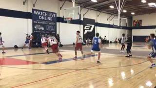 Team Legacy emerges victorious in matchup against AZ Venom 16 Red, 81-47
