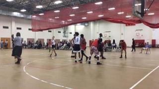 Apex 15u- Gold gets the victory over Evansville Takeover, 58-36