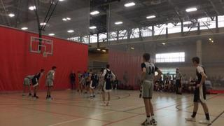 OSA Crusader U14 National Brewer getting it done in win over Team 1848, 50-41