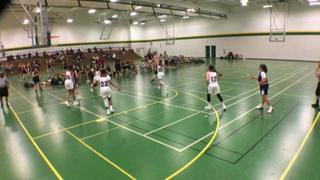 Philadelphia Belles (Breanna Stewart) getting it done in win over Vogues (Fisher), 69-33