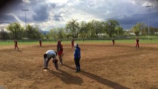 Things end all tied up between Azteca and Colorado Angels Quimby 18 Gold