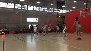 Team Rose triumphant over Ray Allen Select 14U - Nimmer, 70-45