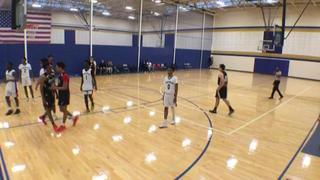 Team Noah NYC puts down Bulls Basketball Club with the 55-45 victory