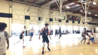 Los Angeles Elite Bryson emerges victorious in matchup against Map Elite, 56-32