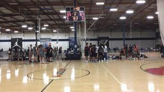 The A-Team emerges victorious in matchup against The Truth EYBL, 75-74