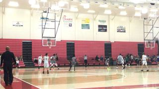 Mid State Magic Sports 9th Grade (NC) gets the victory over black top kings 'oragne' (VA), 22-20