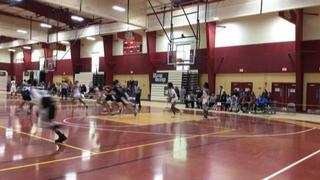 LP Fam-Team Loyalty steps up for 64-46 win over Mass Rivals Silver - Coleman