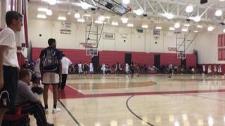 capital city pacers (NC) getting it done in win over team phoenix elite (NC), 69-43