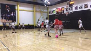 Truth Elite emerges victorious in matchup against Evansville Takeover, 54-23