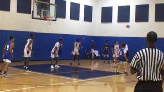 Lake Nona Kings Basketball defeats Tampa BayHawks 15u, 74-54