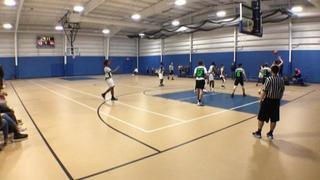 The Future Hoops gets the victory over KSK, 58-53