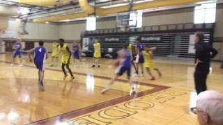 Crown Basketball HGSL 69 Middlesex Magic Crotty HGSL 68