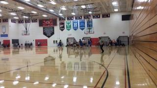 Central MN Cougars 19 Blast Hoops Levy 16