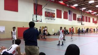 TEAM FLYGHT wins 61-48 over MONARCHS BASKETBALL - FOWLER