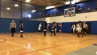 SPSA with a win over Tampa Thunder 2022 Ruffin, 48-25