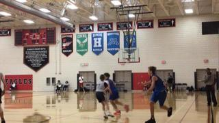 Central MN Cougars wins 43-41 over Blast Hoops Levy