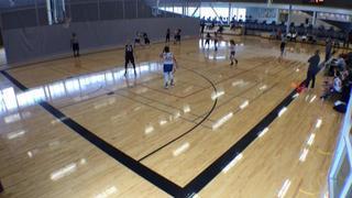 Knights Basketball Academy  60 Gators 57