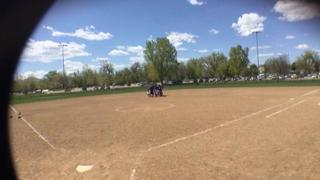 Azteca (Blue) emerges victorious in matchup against Batbusters Smith, 12-7