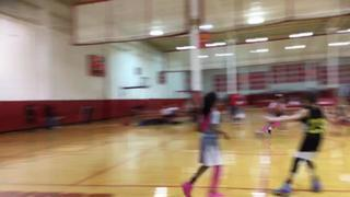 CINCY LADY FUTURE 2028 defeats MICHIGAN MYSTICS - BLACK, 36-34