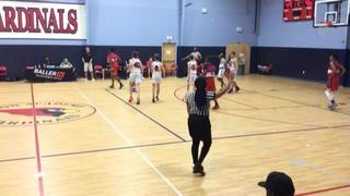 NC Flames 2022 picks up the 54-50 win against Team Wall Big East