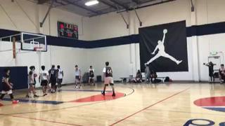 O.C. Rain Craig wins 63-57 over Bobcats Elite - Black