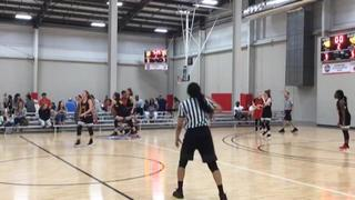 Nike LGR (Maroon) steps up for 49-48 win over Cincy Heat Premier (Key)