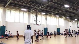 Empire Select Basketball 31 CT Northstars 25