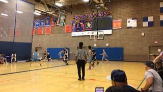 Santa Rosa Bear Cubs getting it done in win over CABC Lakers, 60-28