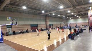 Fairfax Stars U16 Showcase with a win over Books & Basketball Timbers, 42-37